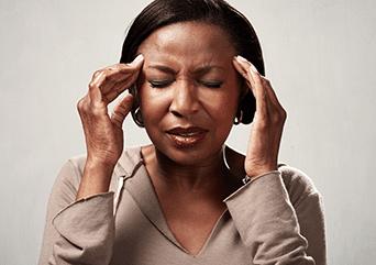 Do headaches occur with TMJ?