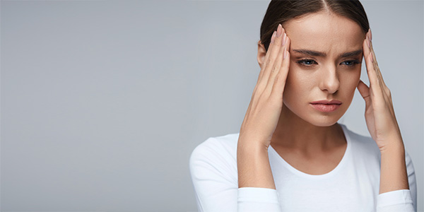 5 signs your headache is caused by a TMJ Disorder
