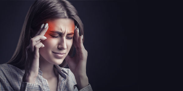 The link between chronic migraines and TMJ disorder